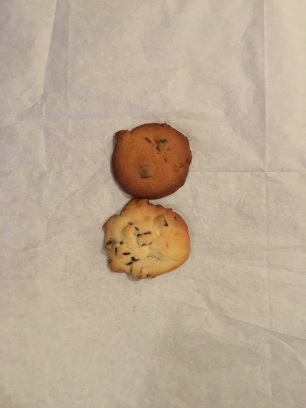 Cookies gâteau biscuit