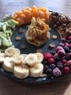 Fruits crêpes