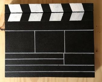 Clap video cinéma film