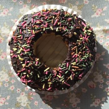 Donuts muffins pâtisserie plateau cadeau