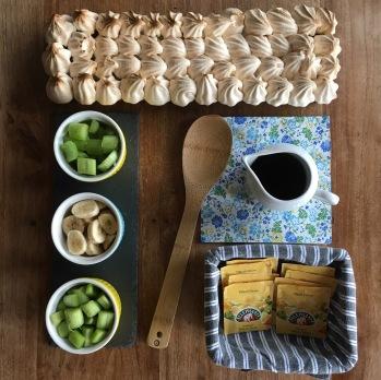 tarte fruits meringuée facile recette