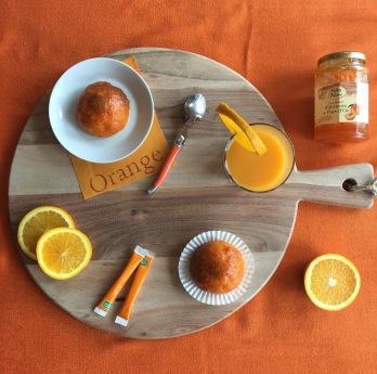 Color Kitchen orange