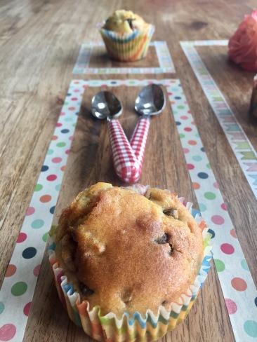 Deco maison pâtisserie facile muffins